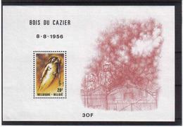 Blok 57 Bois Du Cazier Postfris** 1981 - Blocks & Sheetlets 1962-....