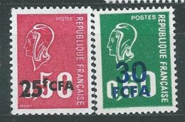REUNION N° 393+429 ** TB 3 - Unused Stamps