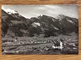 Swiss, Helvetia, Schweiz, Muotathal, Unused - SZ Schwyz