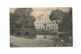 Château De St. Georges-ten-Distel (1941). - Beernem