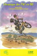 LUXEMBOURG : 10e FESTIVAL DE LA BD À CONTERN 2003 - Cómics