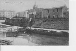 LUNEL : Le Canal - Lunel