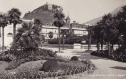 Arco (Lago Di Garda) * Villa Igea, Giardini, Park, Burg, Dolomiten, Alpen, Echt Foto * Italien * AK1496 - Trento