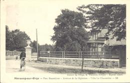 Morsang Sur Orge, Parc Beausejour, Avenue De La Pepiniere, Villa La Chaumiere - Morsang Sur Orge