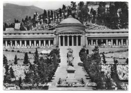 Genova - Cimitero Di Staglieno - Pantheon E Gallerie Laterali - Ed. Lichino V. & Figlio - Genova (Genoa)