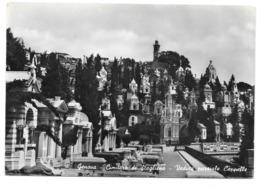 Genova - Cimitero Di Staglieno - Veduta Parriale Capelle - Ed. Lichino V. & Figlio - Genova (Genoa)