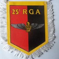 Fanion Voiture 25em  RGA - Bandiere