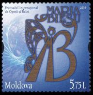 "2019Moldova 1116International Opera And Ballet Festival ""Maria Biesu"" - Music"