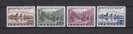 Serbien - 1941 - Michel Nr. 46/49 - Ungebr. - Bezetting 1938-45