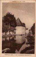 Dep 25 , Cpa PONTARLIER , Les Anciens Remparts  (9949) - Pontarlier