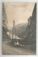64 - Fort D'urdos Sur La Frontière D'espagne Env De Saint Christau Ed Pondaré D'orthez Cachet Oloron Ste Marie 1906 - Lacq