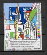 Suisse N°Bloc Feuillet N° 29** - Blocchi & Foglietti