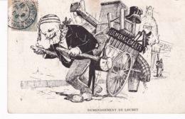 POLITIQUE(ILLUSTRATEUR) LOUBET - Satiriques