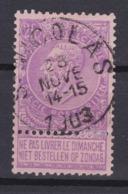 N° 66 : SAINT NICOLAS Cob 65.00 - 1893-1900 Thin Beard