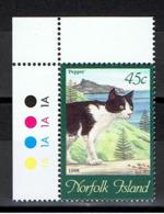 "Ile Norfolk / 1998 / Chat "" Pepper "" ** - Hauskatzen"
