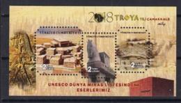 19.- TURKEY 2018 (UNESCO WORLD HERITAGE LIST) - 1921-... República