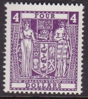 New Zealand 1968 Fiscal P.14 SG F219a Mint Never Hinged - Fiscaux-postaux