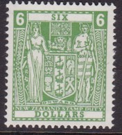 New Zealand 1968 Fiscal P.14 SG F220a Mint Never Hinged - Fiscaux-postaux