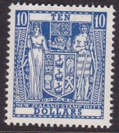 New Zealand 1968 Fiscal P.14 SG F222a Miint Never Hinged - Fiscaux-postaux
