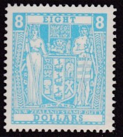 New Zealand 1968 Fiscal P.14 SG F221a Miint Never Hinged - Fiscaux-postaux