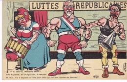 POLITIQUE(ILLUSTRATEUR) POINCARE - Satiriques