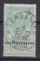 N° 56 Défauts LENDELEDE - 1893-1907 Coat Of Arms