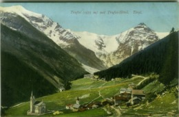 TRAFOI  ( BOLZANO / BOZEN ) MIT TRAFOI-HOTEL - TIROL - EDIT JOH. F. AMONN - 1910s (BG4870) - Bolzano (Bozen)