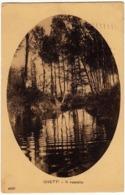CHETTI - IL RUSCELLO - 1910 - Vedi Retro - Formato Piccolo - Pittura & Quadri