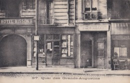 PARIS 06  LIBRAIRIE L. PHILIPPE 37 QUAI DES GRANDS AUGUSTINS  PRIX FIXE - District 06
