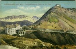 FERDINANDSHÖHE U. DREISPRACHENSPITZE IN TIROL - - EDIT JOH. F. AMONN ( BOZEN / BOLZANO ) - 1910s (BG4871) - Bolzano (Bozen)