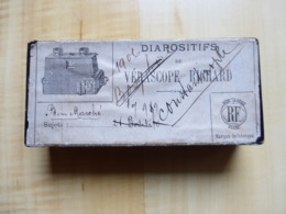 CONSTANTINOPLE - ISTANBUL 1906 - 13 PLAQUES DE VERRE STEREOSCOPIQUE - ISTANBUL TURQUIE PHOTOGRAPHIE - Plaques De Verre