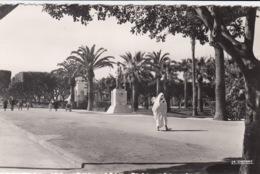 CP  CASABLANCA MAROC - MONUMENT DU MARECHAL LECLERC - Casablanca