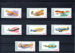 República De Guinea Nº 638-45 Aviones, Serie Completa En Nuevo 16,75 € - Guinea (1958-...)
