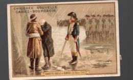 Nantes (44) (révolution Française) Chromo Casiez-Bourgeois : Charette Fusillé (PPP20789) - Cromo