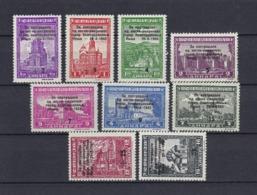 Serbien - 1943 - Michel Nr. 99/107 -- Ungebr. - Bezetting 1938-45