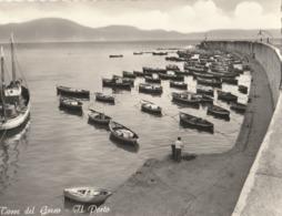 Cartolina - Postcard /   Viaggiata - Sent /  Torre Del Greco, Il Porto. ( Gran Formato ) Anni 60° - Torre Del Greco