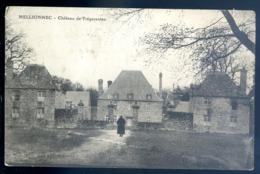 Cpa Du 22 Mellionnec Château De Trégarantec LZ73 - Other Municipalities