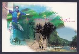 Wallonien - Gastland, Wallonische Devise (Touristikkarte) - Ohne Zuordnung
