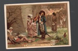 Machecoul (44) (révolution Française) Chromo Casiez-Bourgeois :le Massacre 21 Mars 1793  (PPP20791) - Cromo