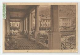 Italie Italia Italy  Trento Saluti Da Roncegno Park Hotel 1910 Timbres D'autriche Austria Au Dos - Trento