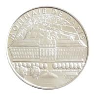Monnaie De Paris , 2019 , Paris , Quai De Conti , Vue Aérienne , Argenté - Monnaie De Paris
