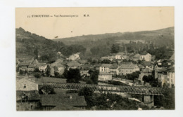 CPA: 87 - EYMOUTIERS -  VUE PANORAMIQUE - - Eymoutiers