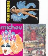 33 CARTES PARIS - Postcards