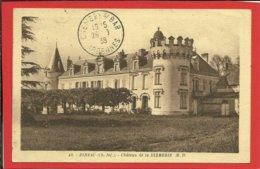 17 Charente Maritime JONZAC Chateau De La DIXMERIE - Jonzac