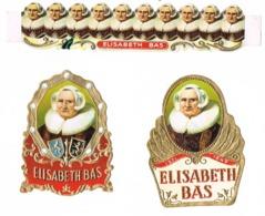 Elisabeth Bas - Cigar Bands