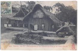 9468 Vietnam Cochinchine Yen-The Retranchements Mail Stamps Indo - Chine - Viêt-Nam