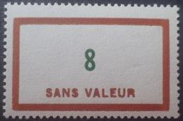 R1949/1331 - TIMBRE FICTIF - N°F136 NEUF** - Cote : 88,00 € - Phantom