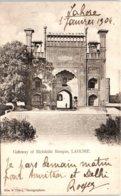 ASIE  - INDE -- LAHORE - Mosque - Inde