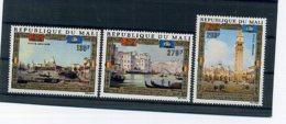 A24704)Mali 311 - 313** - Mali (1959-...)