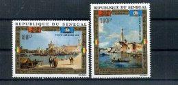 A24731)Senegal 482 - 483** - Senegal (1960-...)